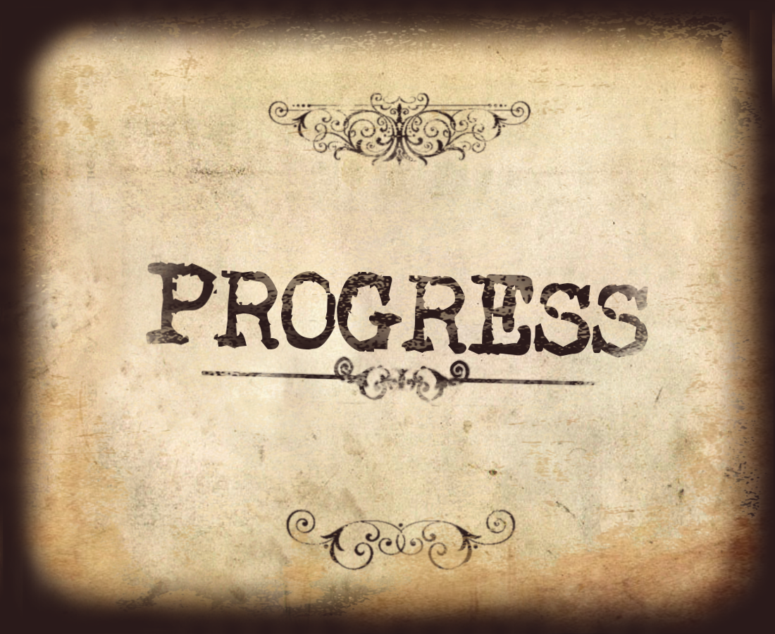 "PROGRESS - a new ""steampunk"" series about one of history's greatest unsolved mysteries. Premieres soon."