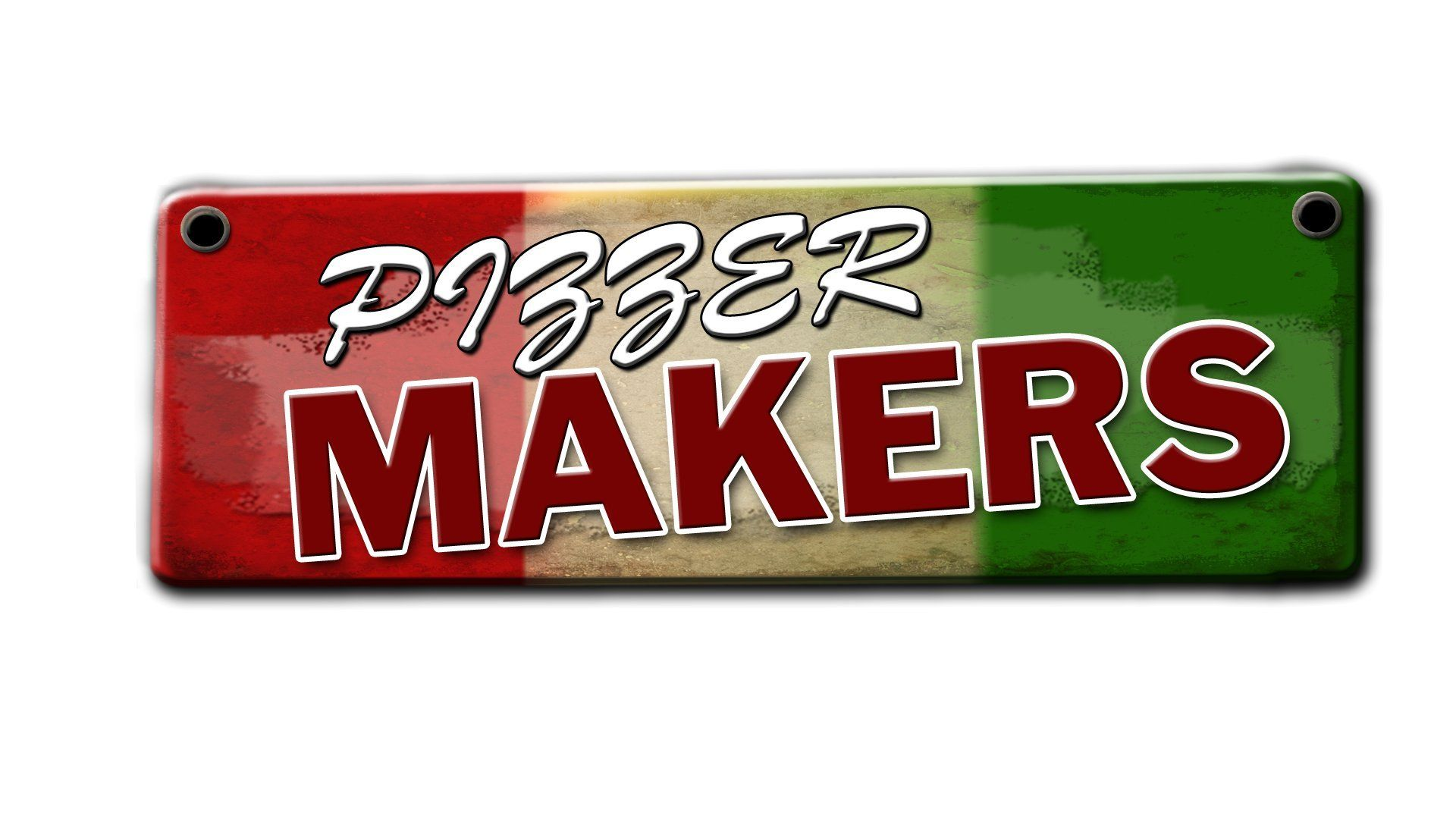 pizzer makers logo by robert apse