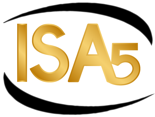 ISA5-Logo-Gold-Black