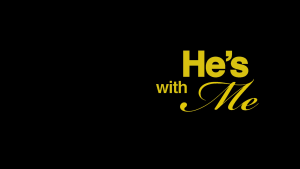 He's With me logo