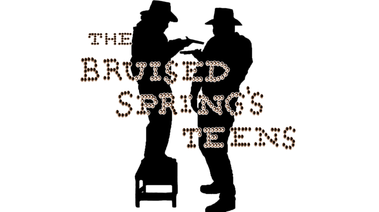 The Bruised Springs Teens Logo