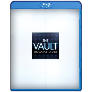 Vault Blu Ray display