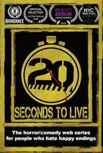 Horror comedy 20 SECONDS TO LIVE scares up the laughs on Seeka TV.