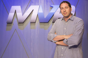 Russ Axelrod, co-founder of the new digital media/celebrity branding agency Pitchmen.