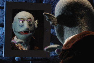TRANSYLVANIA TELEVISION's broadcast activities are led by the tyrannical vampire Volodymyr LeShoc (performed by Charles Hubbell).