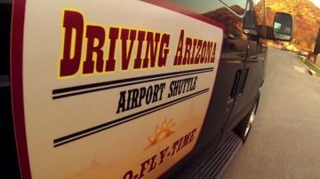 DRIVING ARIZONA: A Show Where The Journey Is Funnier Than The Destination