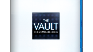 The Vault: The Complete Series Now on DVD and Blu-Ray